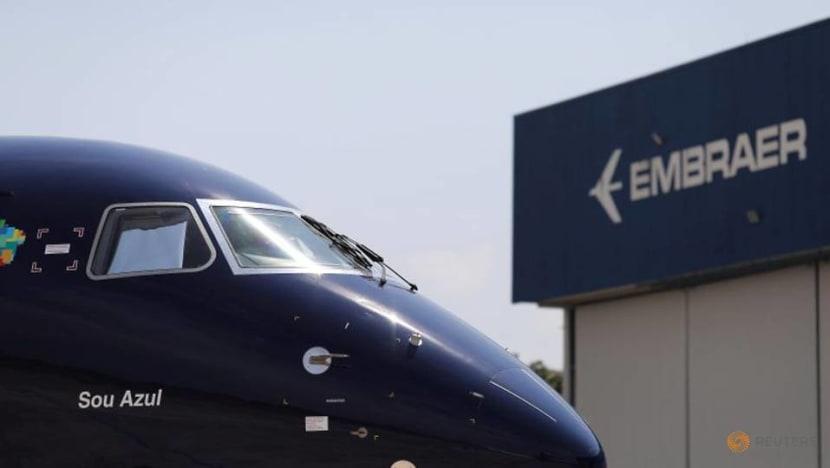Embraer's commercial aviation revenue plummets by 82per cent on coronavirus pandemic