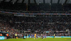 Newcastle investigating alleged racist gesture towards Tottenham fans