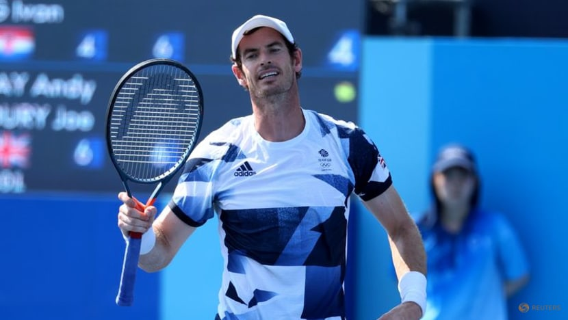 Tennis: Murray urges fellow players to get vaccinated