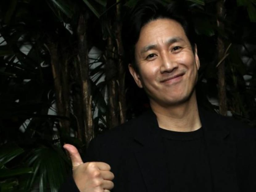Parasite actor to star in first Korean-language series for Apple TV+