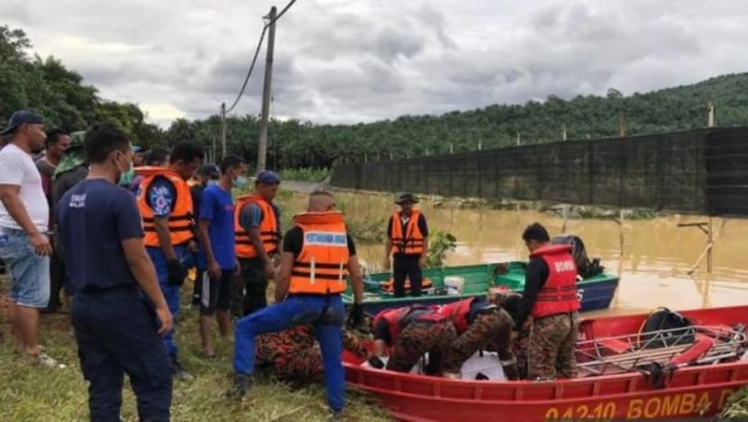 Body of student who went missing amid Johor floods found in Kluang