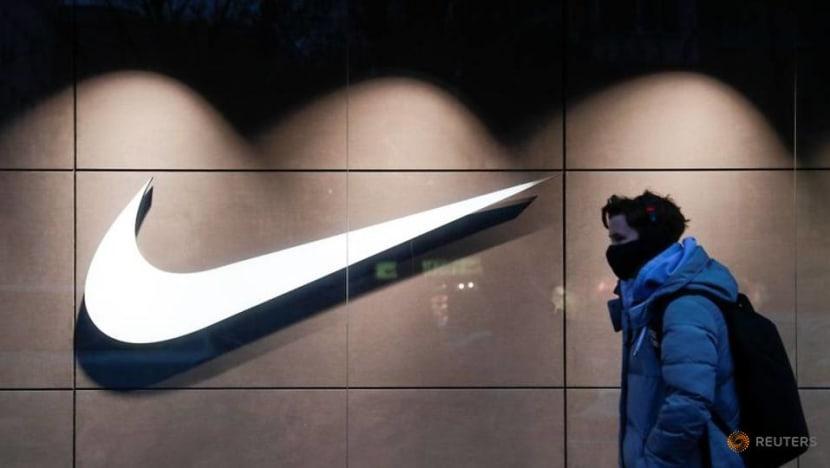 Nike quarterly revenue beats estimates, shares rise