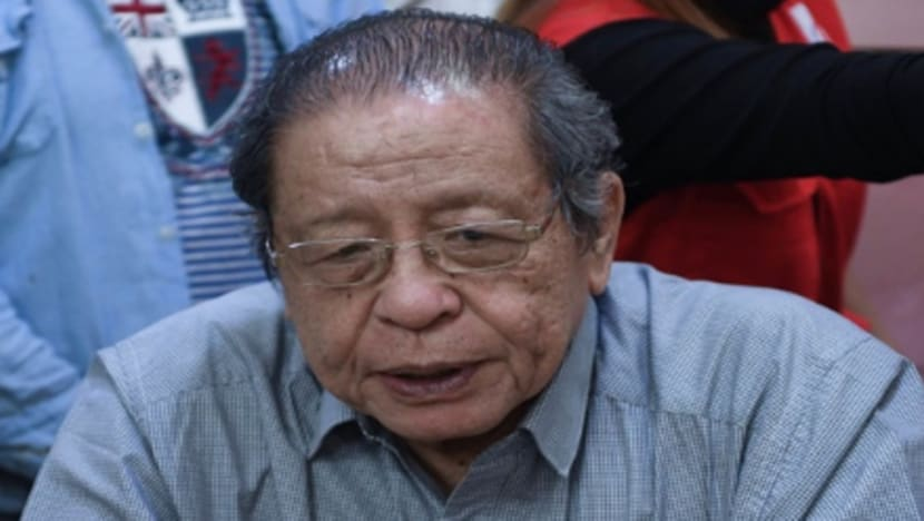 Malaysia's withdrawal from war crimes court a regressive move, says DAP's Lim Kit Siang