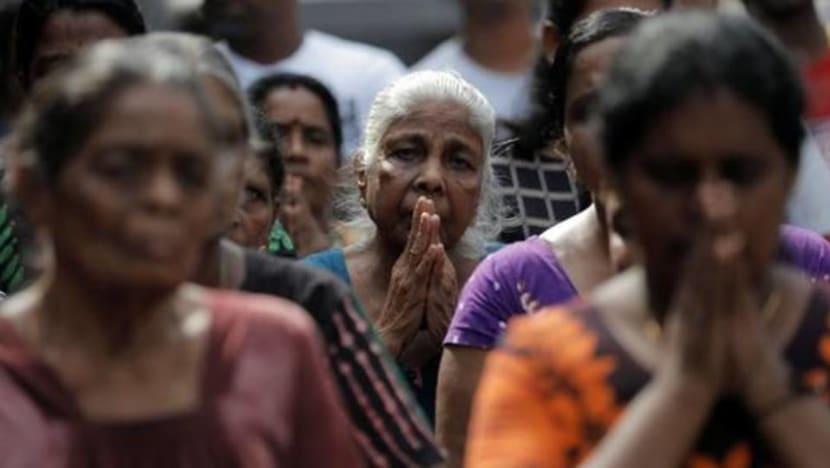 Sri Lanka falls silent for victims of terrorist attack