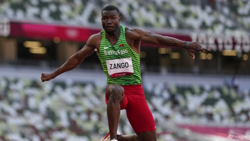 Athletics: Burkina Faso rejoices as triple jumper Zango delivers first ever Olympic medal