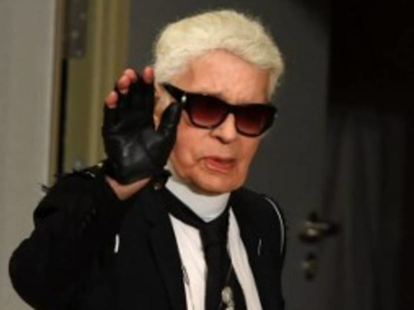 Karl Lagerfeld's art, furniture collections to be auctioned in Monaco