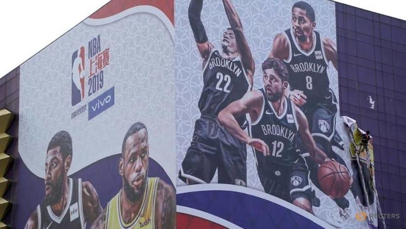China denies telling NBA to fire exec over Hong Kong tweet
