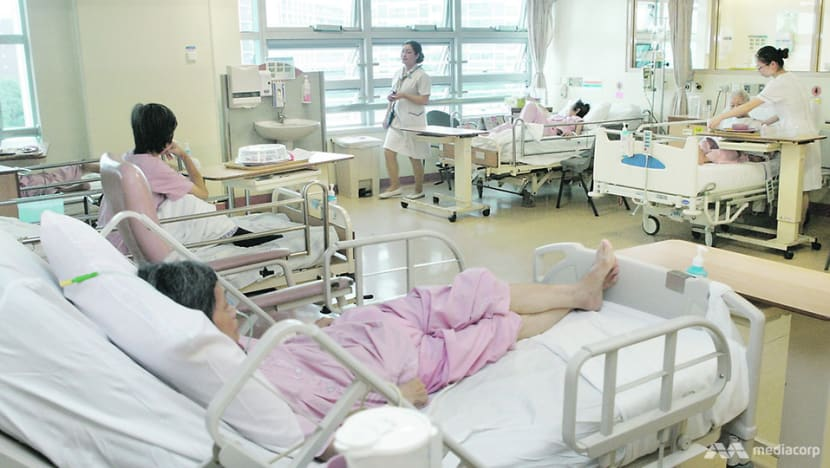 Proportion of foreign patients at public hospitals small: Lam Pin Min