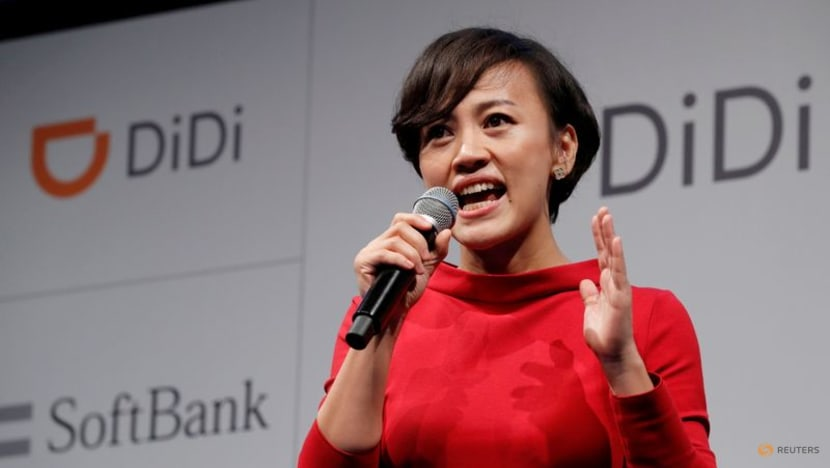 Didi co-founder Liu told associates she plans to leave: Report