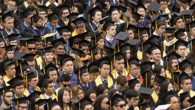 Commentary: COVID-19 could shrink earnings of 2020 graduates for years to come
