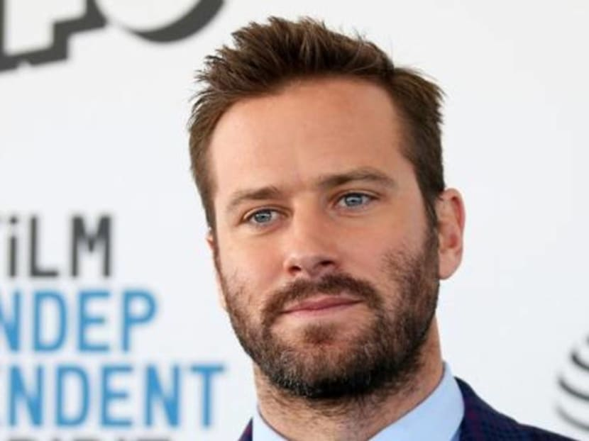 Actor Armie Hammer accused of rape, attorney calls claim 'outrageous'