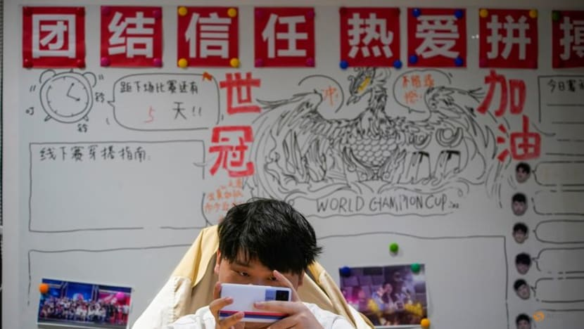 China's e-sports powerhouse status undermined by tough new gaming rules for under 18s