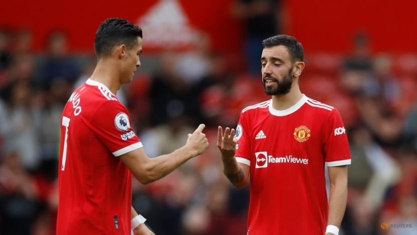 Man United's Fernandes vows to bounce back after penalty miss