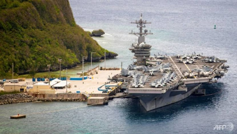 3 sailors test positive for COVID-19 on US ship that saw outbreak last year