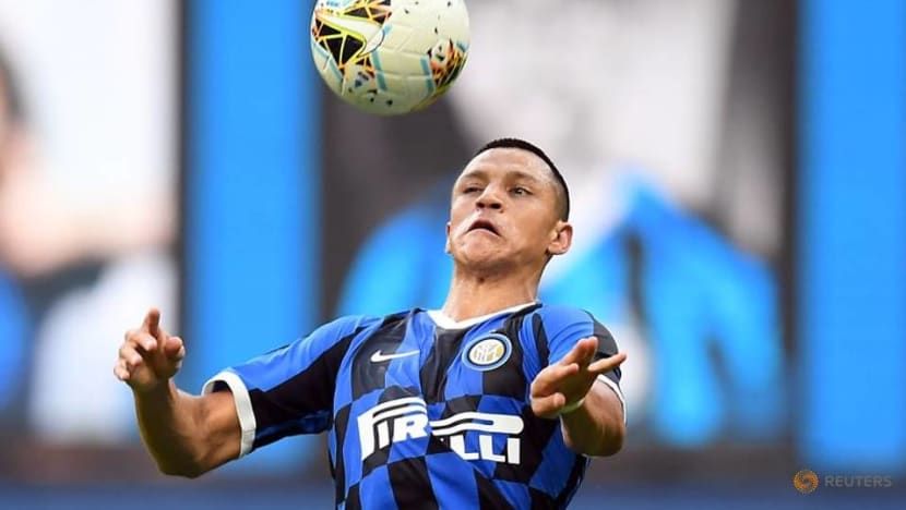Football: Sanchez has signed three-year deal with Inter, says club CEO Marotta