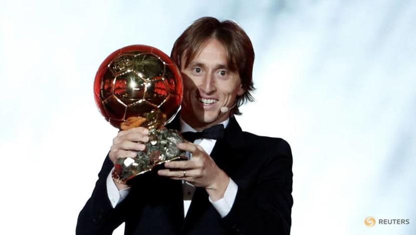 Football: Luka Modric wins Ballon d'Or