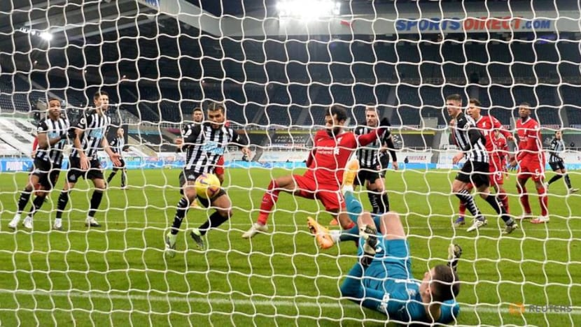 Lacklustre Liverpool held to another draw at Newcastle