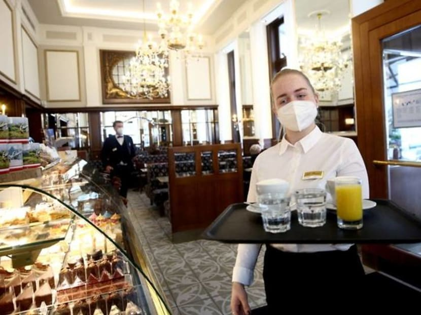 Austrians heave a sigh of relief as cafes and beer gardens reopen