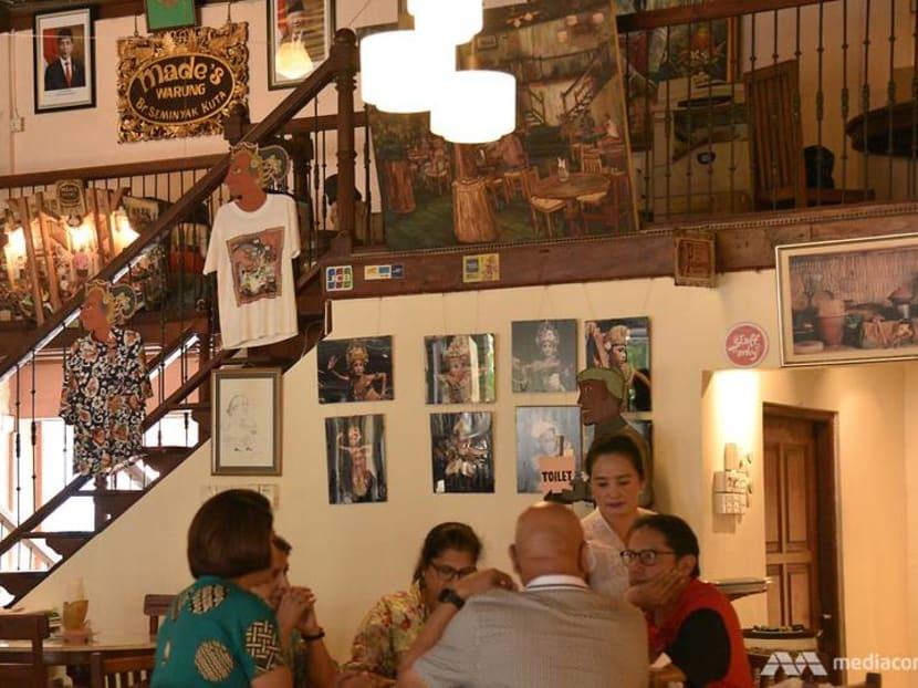 Family recipes the secret of Bali's famous nasi campur warung