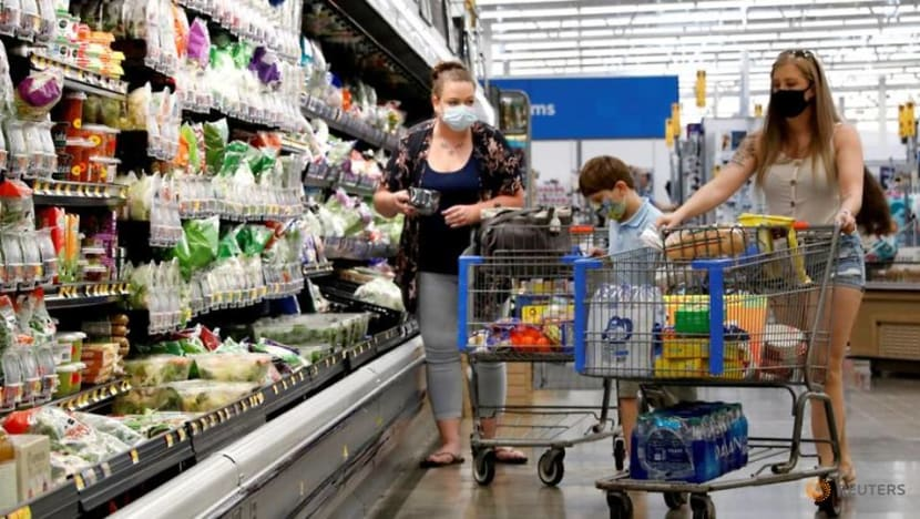 US weekly jobless claims fall; consumer spending solid in August