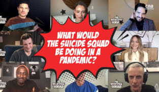 What would the Suicide Squad be doing in a pandemic? | CNA Lifestyle