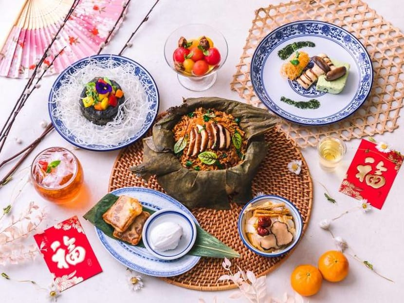 Got a vegetarian in the family? Here's where to head for dinner during Chinese New Year