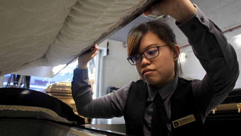 Dying trades no more? Interns find potential in unlikely places