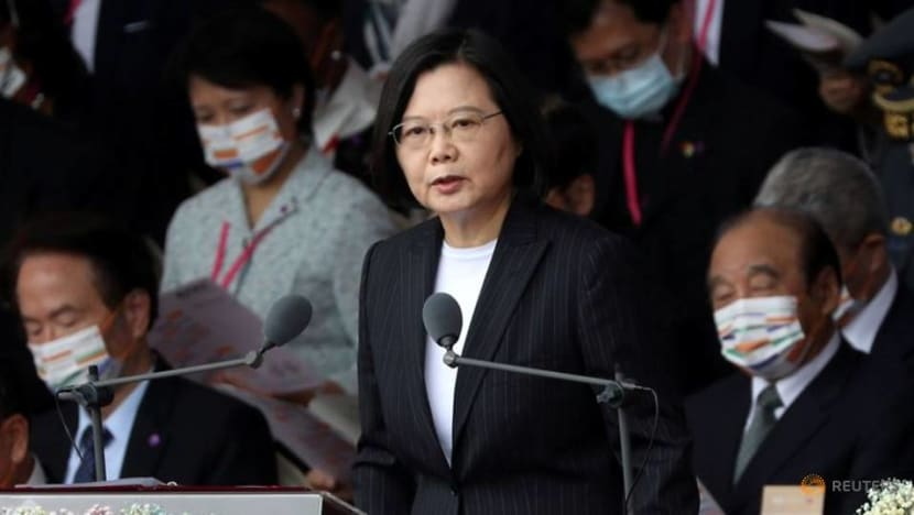 Taiwan says trade deal would show US support in face of China pressure
