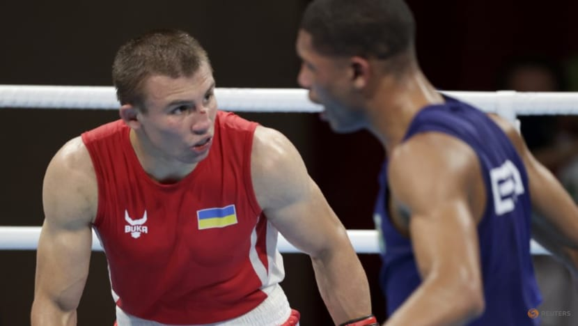 Olympics-Boxing-Sousa's last-gasp knockout earns Brazil gold, historic win for Turkey