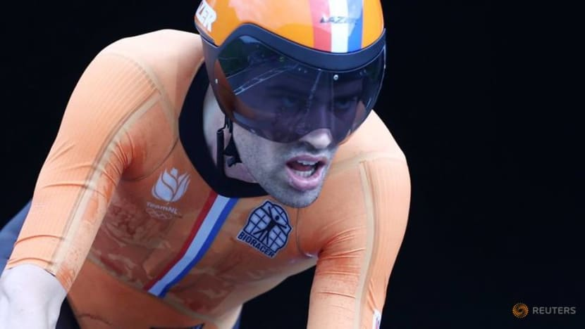 Cycling: Dumoulin courageous for focusing on mental health, says Wiggins