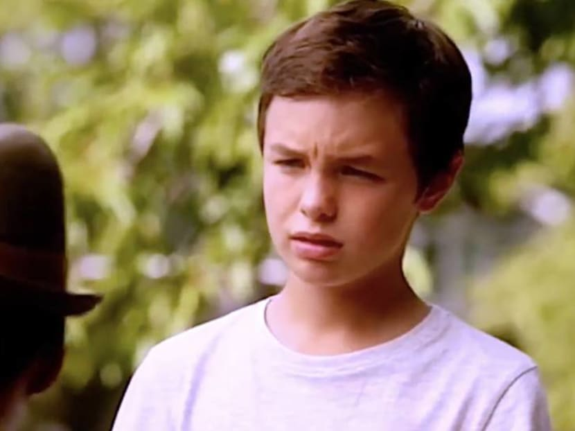 The Flash actor who played young Barry Allen dies at age 16