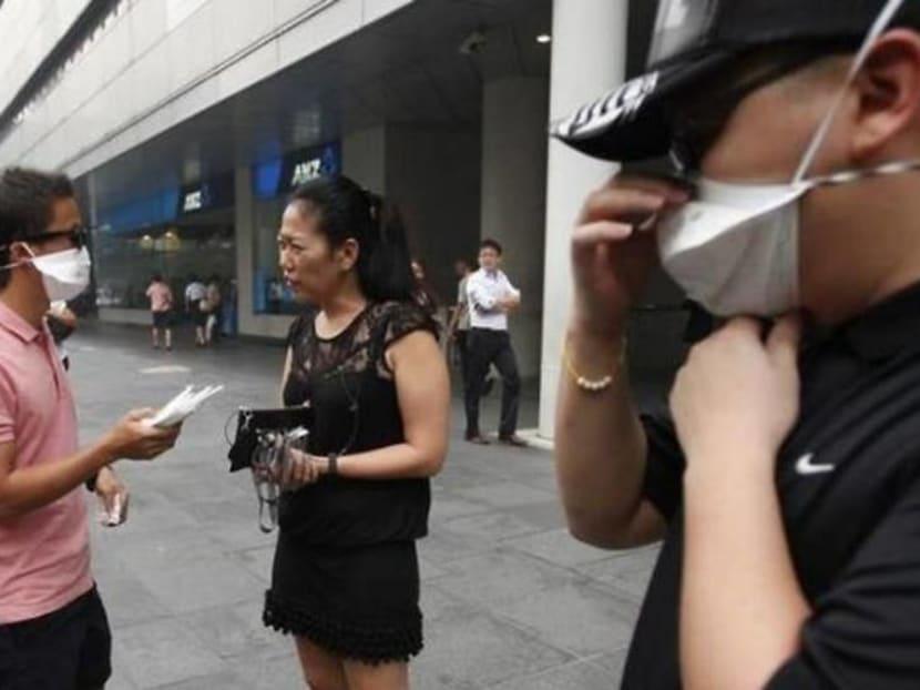 Cutting through the haze: When do you need an N95 mask?