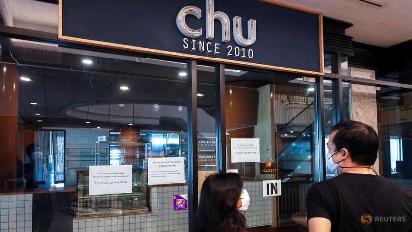COVID-19 curbs shutter thousands of Bangkok restaurants