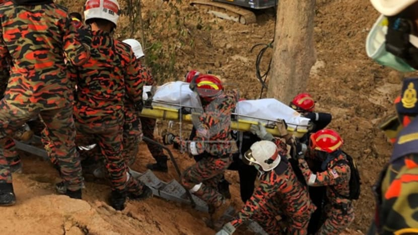 Penang landslide: Rescuers recover ninth body, expect to find more victims