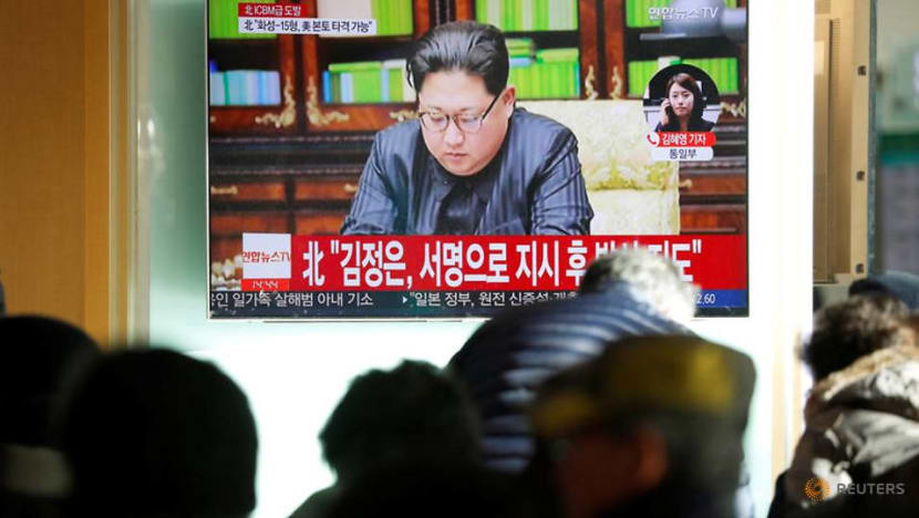 Commentary: 2018 a year to reckon with the North Korea threat