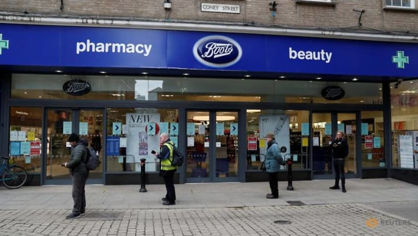 UK pharmacy chain Boots offers US$150 COVID-19 tests for asymptomatic people