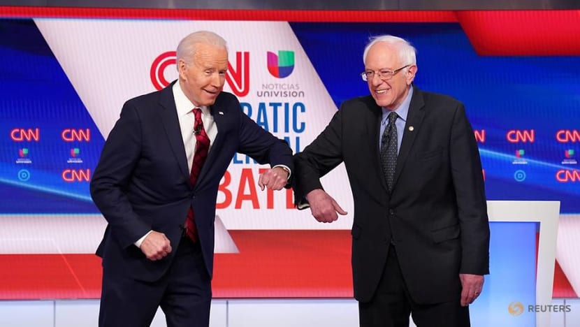Former rival Sanders, Republican Kasich to back Biden at Democratic convention debut