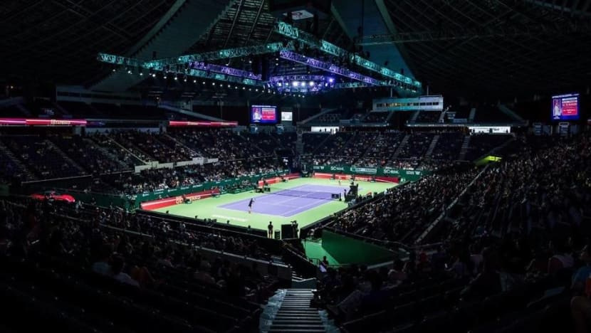 Tennis: Singapore to host first ATP 250 tournament next month
