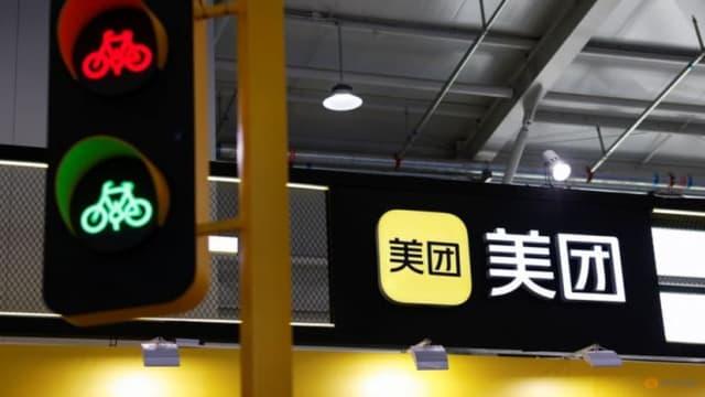 中国网络送餐巨头美团涉市场垄断 被重罚人民币34.42亿元