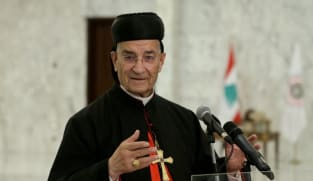 Lebanon's Maronite patriarch urges non-interference into judiciary