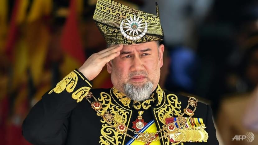 Malaysian king cancels birthday celebrations, returns funds to govt