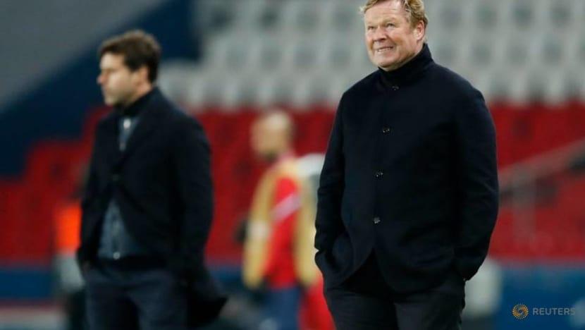 Football: Positive thinking helps PSG reach Champions League last eight