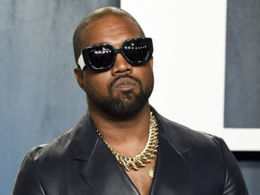 It's official: Rapper formerly known as Kanye West is now just Ye