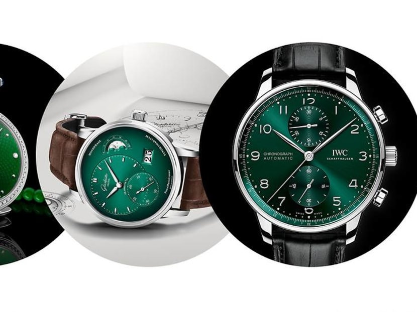 Why are watchmakers like Grand Seiko, IWC and Omega  'going green'?