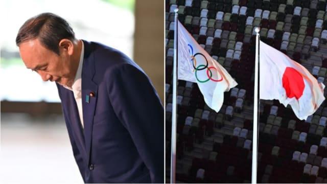 【新闻人物】菅义伟弃选 冠病拖累或奥运诅咒?