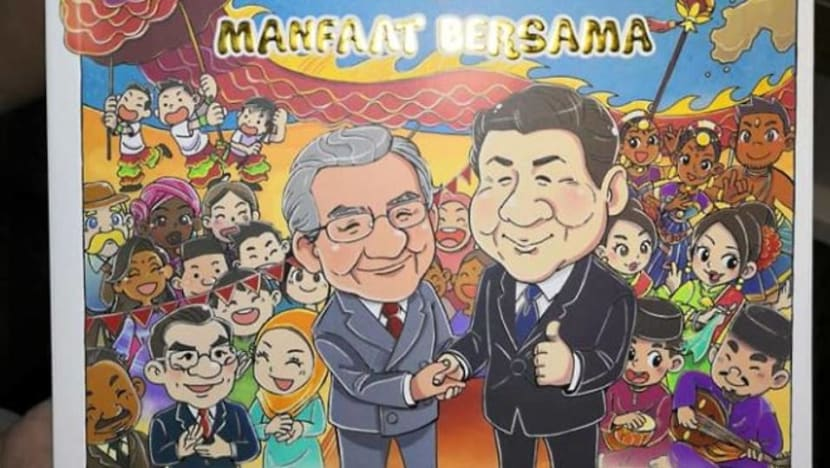 Author of comic banned for promoting communism resigns as CEO of Malaysian business council