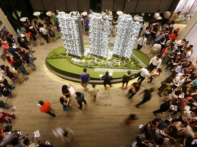 Visiting your first showflat? How to avoid being pressured into buying