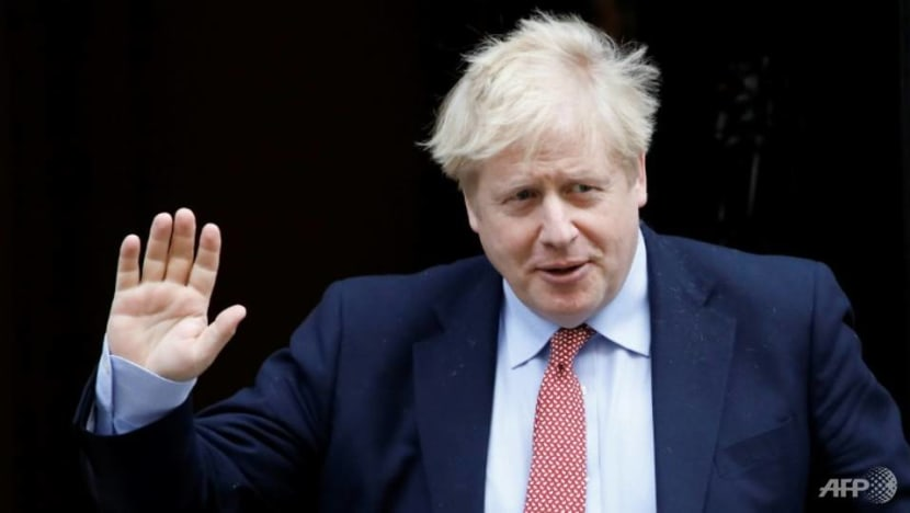UK PM Boris Johnson in intensive care, needed oxygen after COVID-19 symptoms worsened