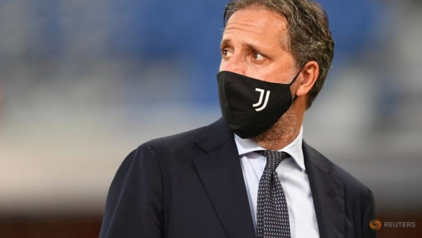 Soccer-Juventus director Paratici to leave club
