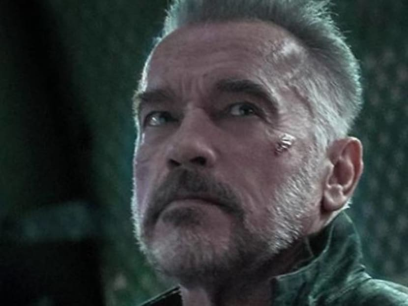 Wrong target, dude: Someone tried to steal Arnold Schwarzenegger's bicycle